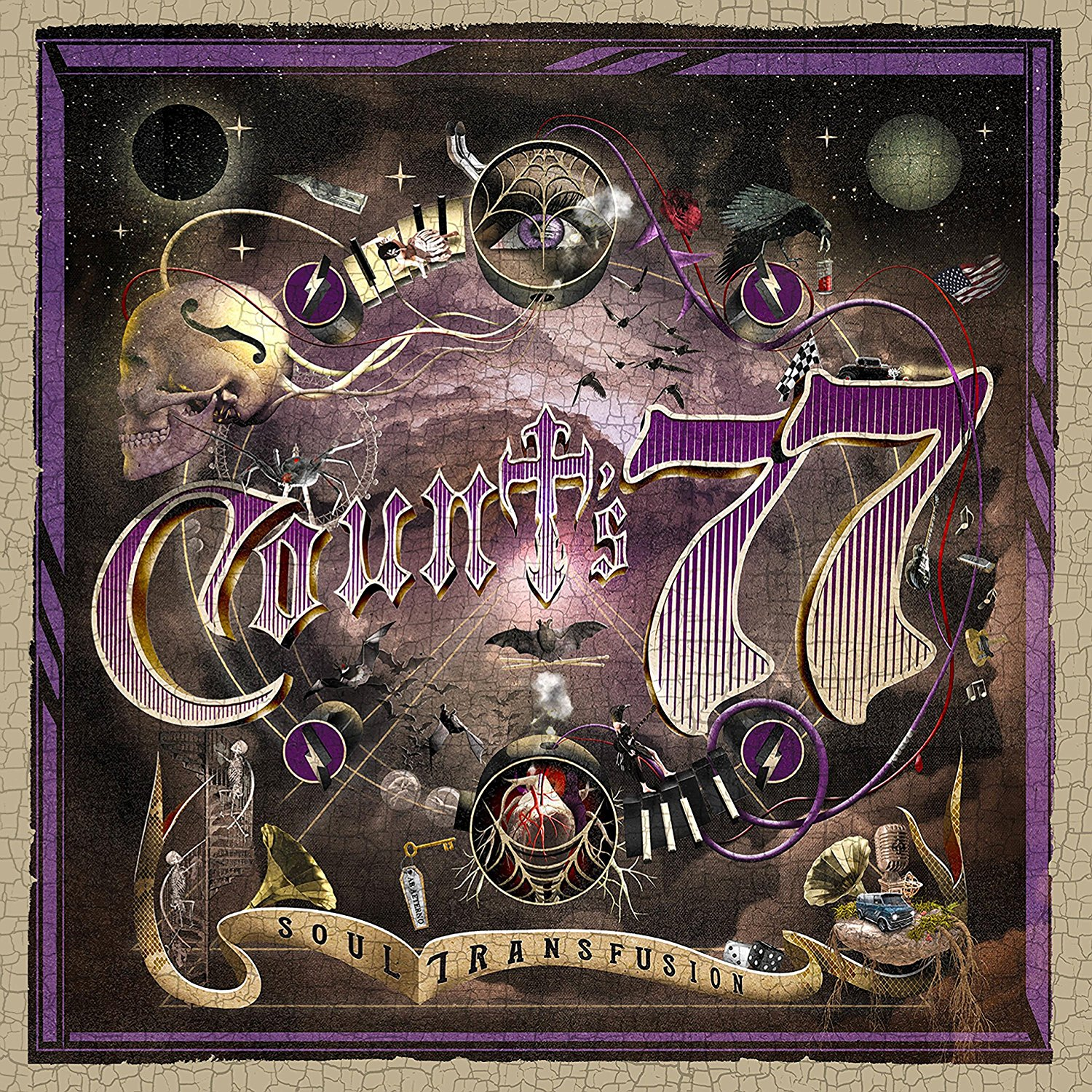 Count's 77 - Soul Transfusion